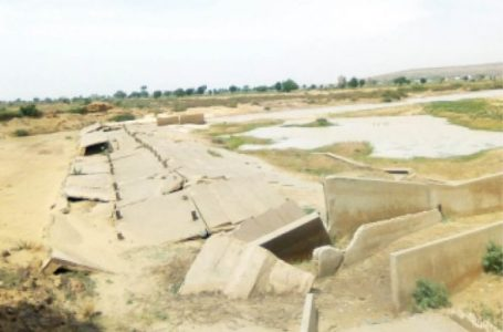How Lugu dam collapse crushed rice, onion production