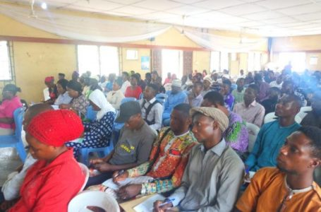 OYSADEP: Newly Inaugurated Oyo Young Agropreneur Group to Contribute to Economic Growth