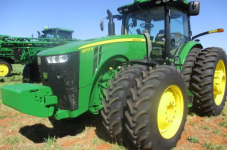'Tractor on the Go' – Local Tech Firm Unveils Tractor-Hailing App